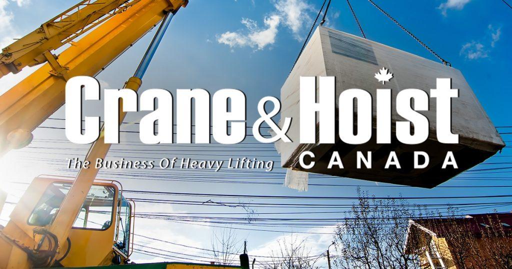 Ontario Place Crane