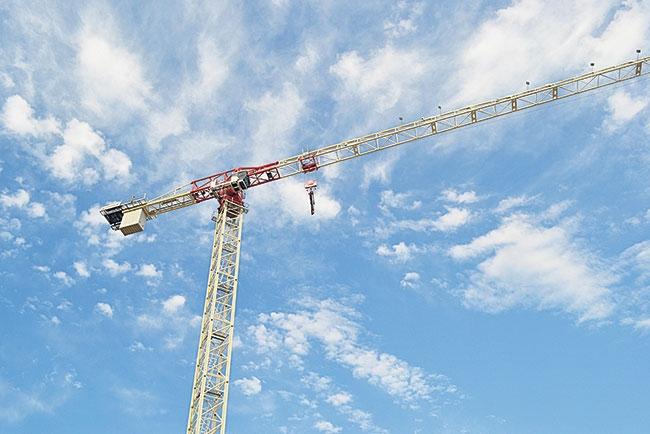 Terex Cranes releases new flat top tower crane - Crane and