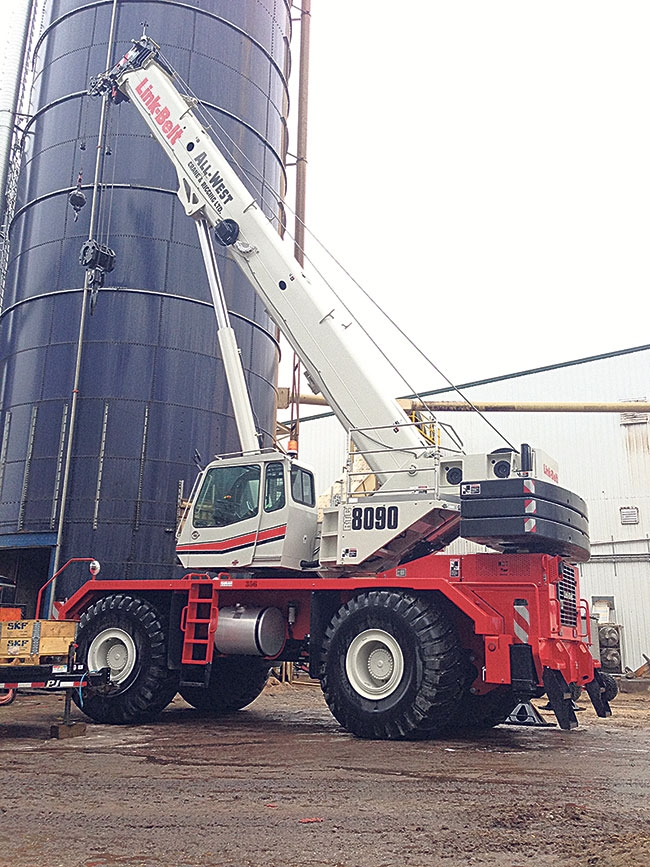 12 best practices for crane workers in Canada - Crane and ...