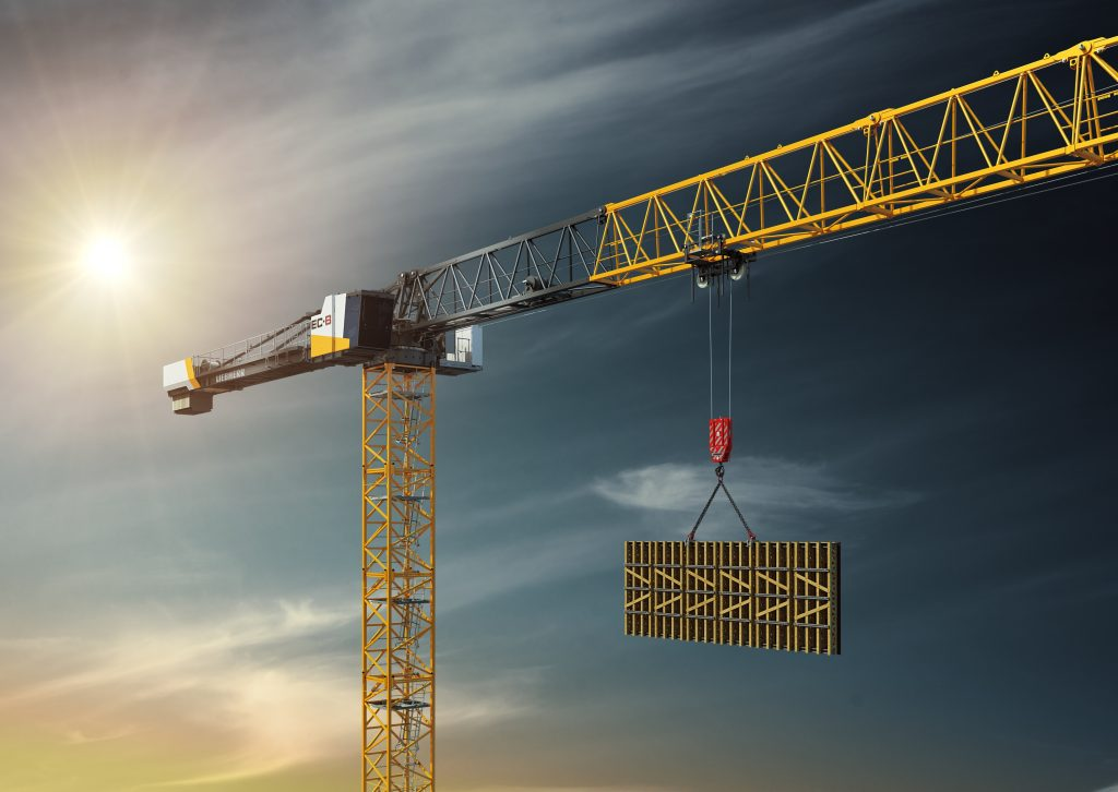 Liebherr introduces new EC-B series - Crane and Hoist Canada