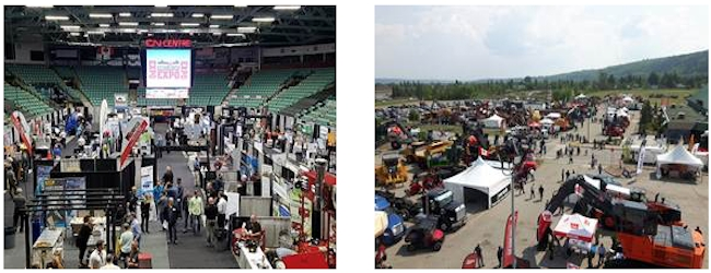 Canada North Resources Expo a hit in Prince George - Crane