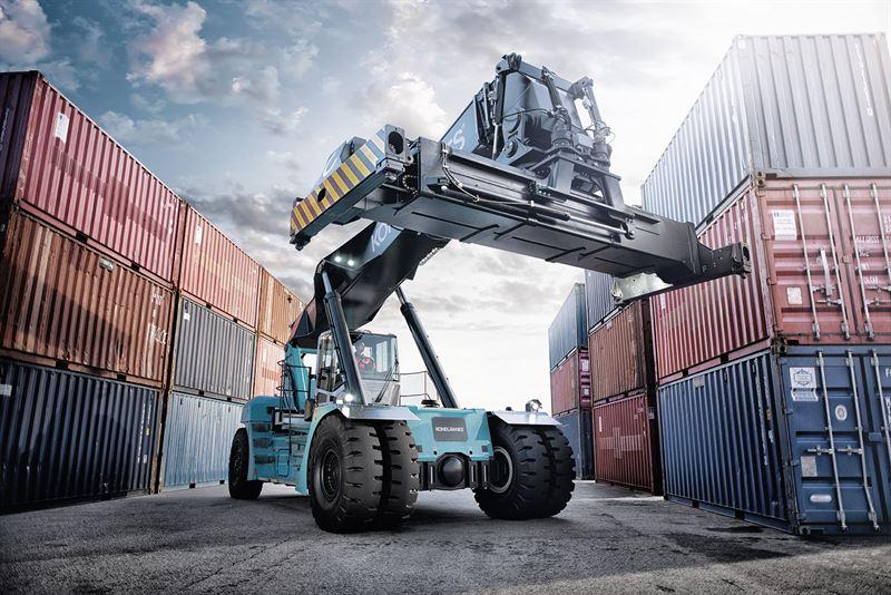 Konecranes lift trucks support fossil free diesel fuel