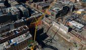 ellisdon crane king project toronto