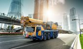 Tadano and Demag conclude protective shield proceedings