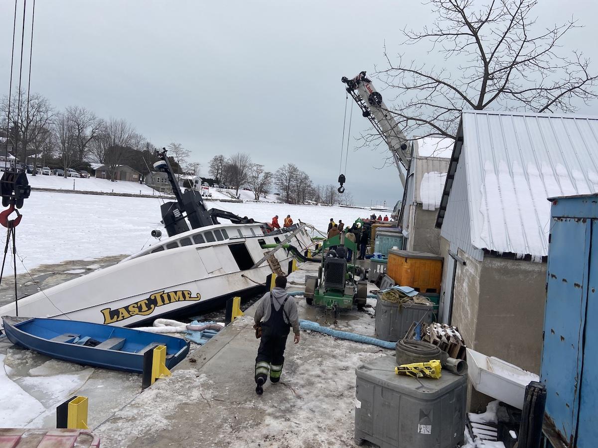 Merv Baker Canadian Crane Rentals